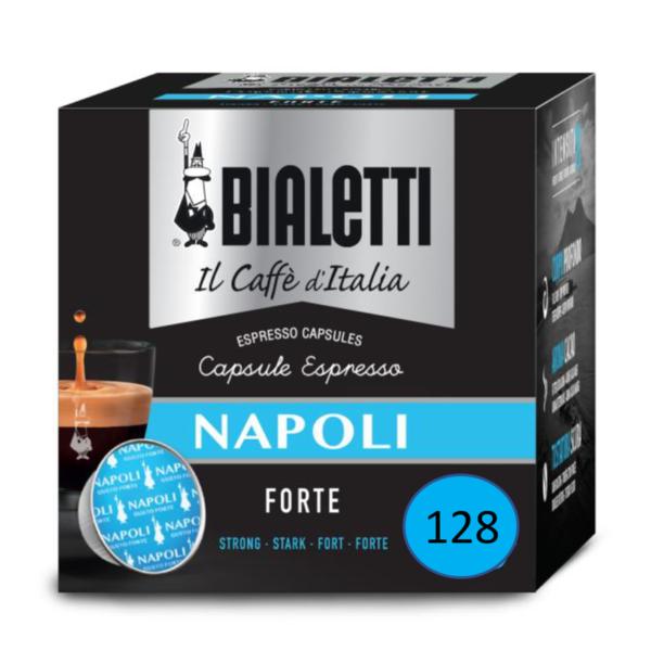 Kit 128 Capsule Napoli