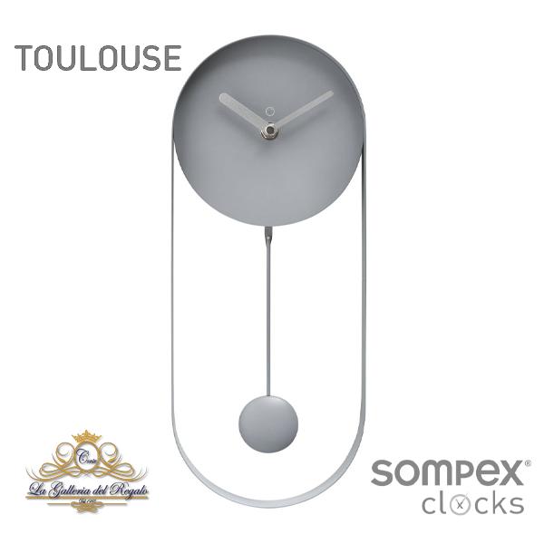 TOULOUSE orologio da parete Sompex