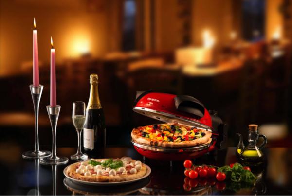 Ariete Fornetto elettrico Pizza Pietra refrattaria 1200W 909 Pizza in 4 minuti 1