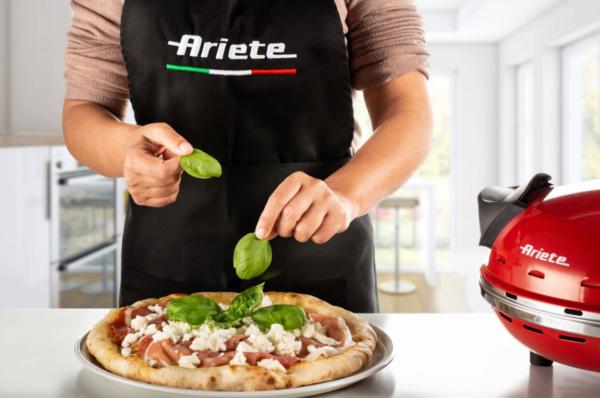 Ariete Fornetto elettrico Pizza Pietra refrattaria 1200W 909 Pizza in 4 minuti 7