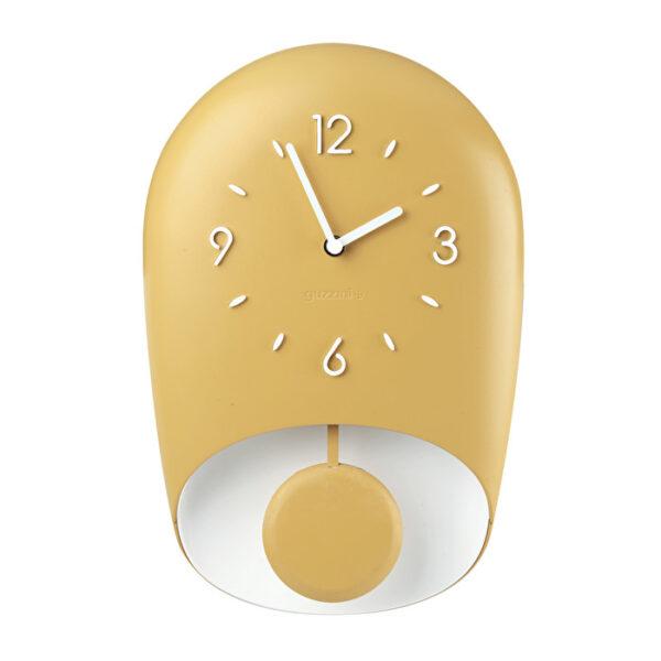 BELL Orologio da parete con pendolo Guzzini