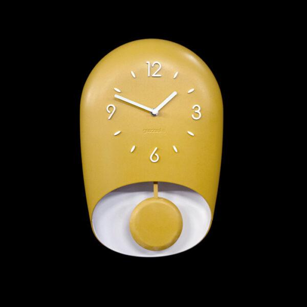 BELL Orologio da parete con pendolo Guzzini1